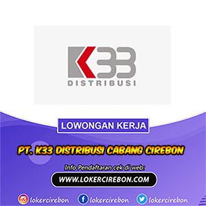 PT. K33 Distribusi Cabang Cirebon