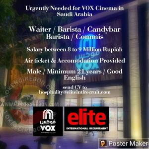 VOX Cinema Saudi Arabia
