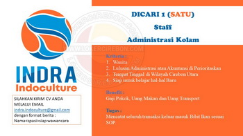 CV. Indra Indoculture