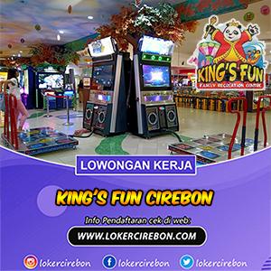 King's fun Cirebon
