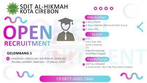 SDIT Al-Hikmah Kota Cirebon