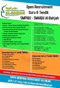 SMPIQU -SMAIQU Al bahjah