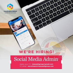 Social Media Admin Tulus Asih Group