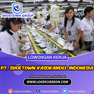 PT. Shoetown Kasokandel Indonesia